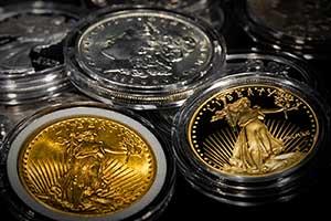 Gold Coin Coins