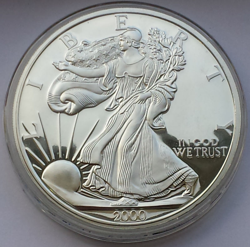 Deal Of The Week 1 2 Pound Silver Eagles
