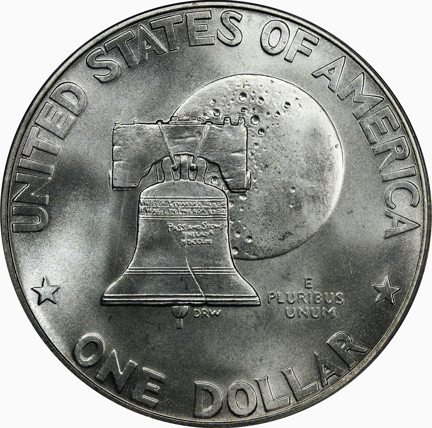A U.S. Bicentennial Coin