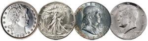 Silver-Half-Dollars